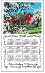 4620205 Calendar Towel, Bless This House, 17